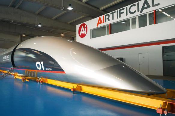 Власти Индии отказались от проекта Hyperloop