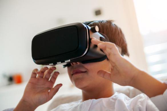 Виртуальная реальность в качестве анестезии для детей