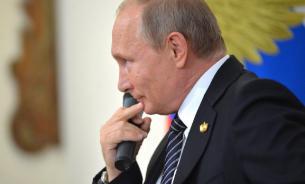 """Путин заявил о неприемлемости """"наставника"""" в структуре власти"""
