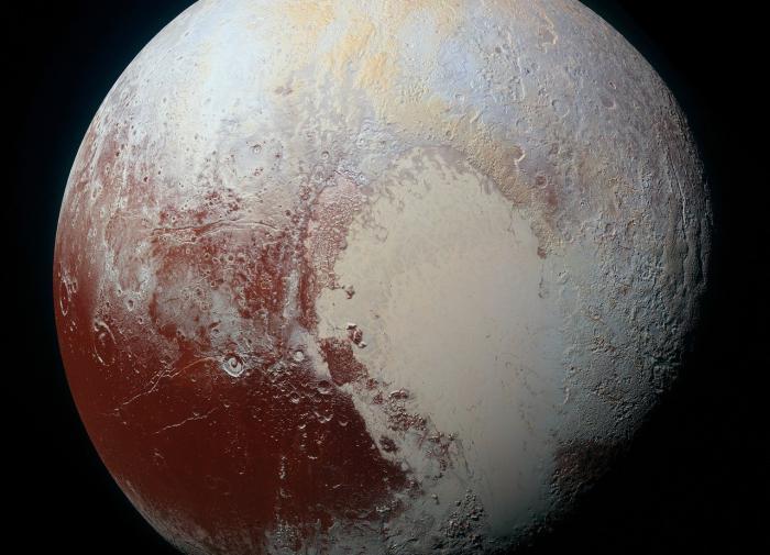 Астрономы выяснили, как на Плутоне образуются снежные шапки