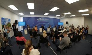 ВЭФ-2021: власть, медиа и бизнес в борьбе за природу и совесть