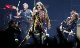 Aerosmith затеял прощальное турне. Он распадается
