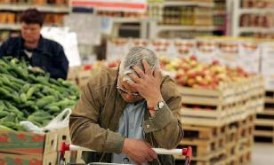 Соцопрос россиян: цены и тревожность растут на глазах