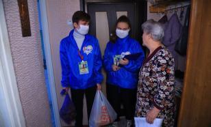 Свыше 1,8 млн москвичей запросили помощь волонтеров и соцработников