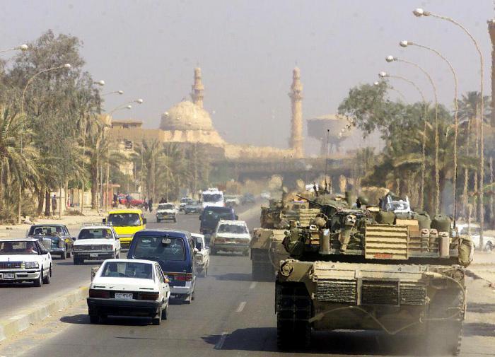 Чупрыгин: активизация терроризма – результат вторжения США в Ирак