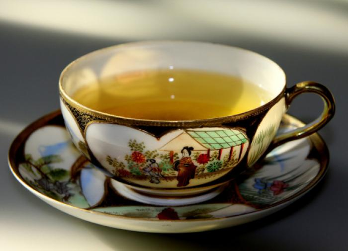 Экстракт зелёного чая защитит от облысения