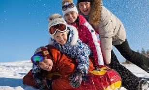 Зимний отдых для экономных