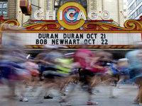 Американка родила после 42-километровой пробежки.