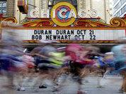 Американка родила после 42-километровой пробежки