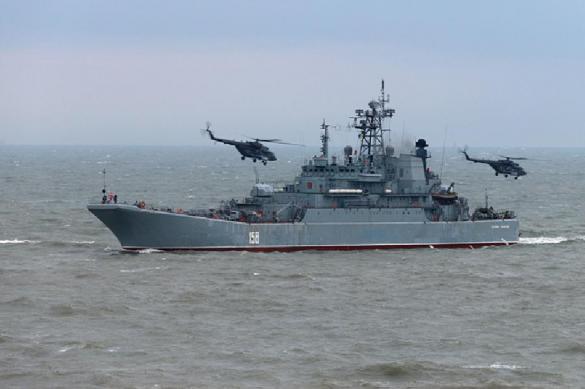 ВМФ России пополнят 50 боевых кораблей