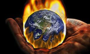 В России растает вечная мерзлота из-за глобального потепления