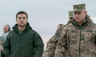 Зеленский: война в Донбассе может прекратиться завтра