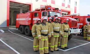 Московские пожарные спасли более 400 человек с начала 2020 года