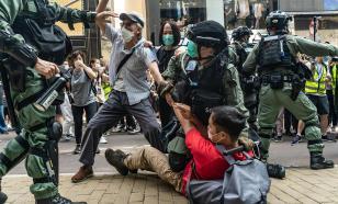 В Гонконге задержаны 70 протестующих
