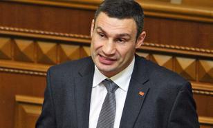 Кличко поздравил Байдена с победой на выборах