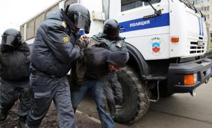В Москве задержан злоумышленник, пытавшийся ограбить банк