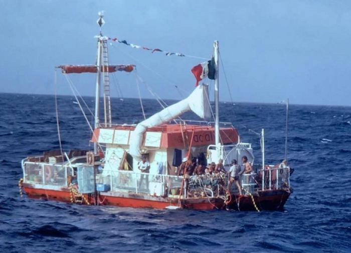 Ковчег Акали: один из самых странных экспериментов человечества