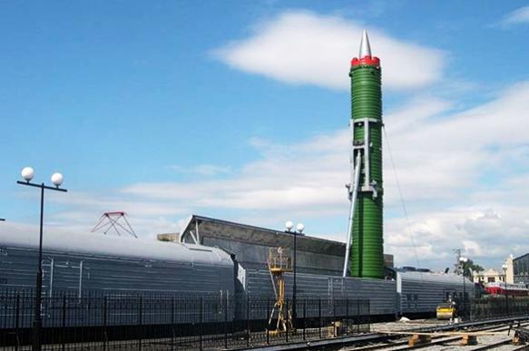 Кто остановил российский поезд-невидимку