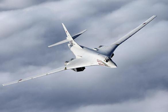 Нарушили ли Ту-160 воздушное пространство США