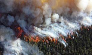 Путин поручил задействовать военных при тушении пожаров в Сибири