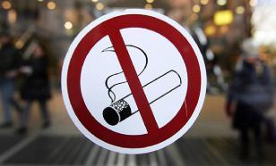 Курильщики не смогут восстановить лёгкие после коронавируса