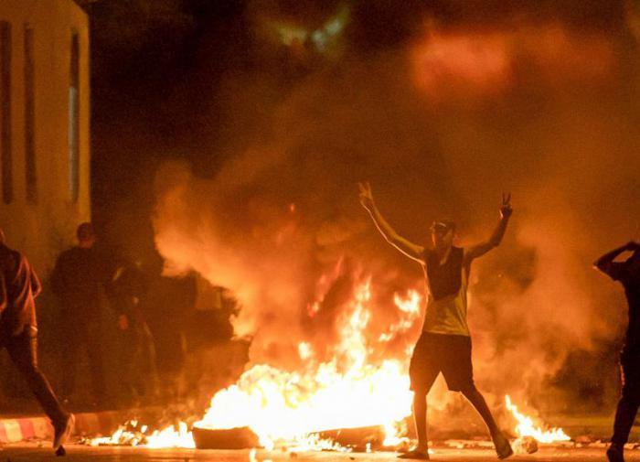 Израиль на пороге гражданской войны