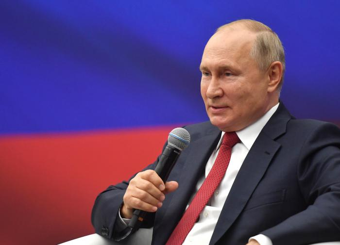 """""""Обязательно отметит"""": в Кремле рассказали, как пройдёт день рождения Путина"""