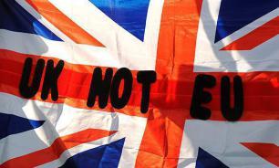 """Британия выйдет из ЕС """"по-королевски""""?"""