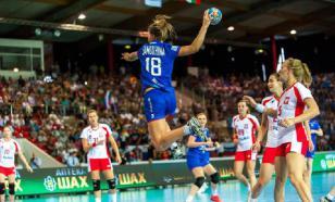 Российские гандболистки одержали восьмую победу на чемпионате мира