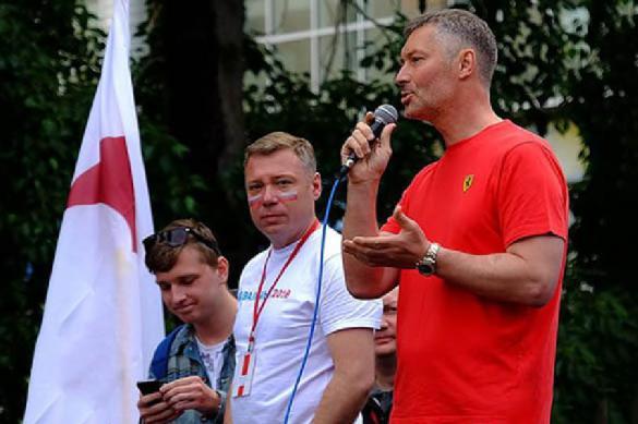 В Москве полицейские задержали Евгения Ройзмана