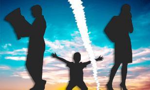 Развод: как пережить стресс ребенку