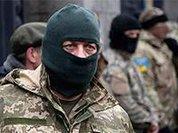 Под Лисичанском рота украинских силовиков  готова вступить в бой с ВСУ  и МВД