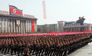 """Северная Корея """"безжалостно"""" ответит на учения США и Южной Кореи"""