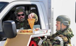 Сухие пайки армии США пополнит трехлетняя пицца