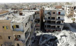 Российские военные передали гумпомощь жителям сирийской Ракки