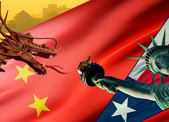 Холодная война между США и Китаем становится все жарче