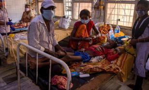 Более 700 заболевших за сутки. В Индии новая эпидемия?