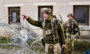 Украинские морпехи под Горловкой расстреляли сослуживцев