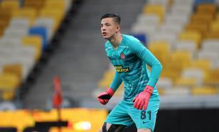 """Вратарь """"Шахтёра"""" претендует на звание игрока недели в Лиге чемпионов"""