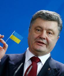"""Порошенко пригрозил всем противникам Украины """"смертоносным оружием"""""""
