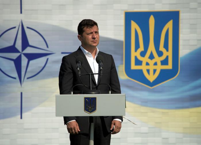 Зеленский захотел Олимпийские игры на Украине