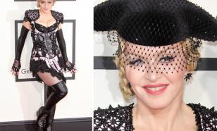 Новые костюмы Мадонны для мирового турне станут еще  сексуальнее