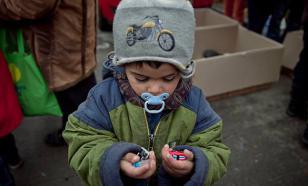 """Число бездомных детей в Англии обновляет """"рекорды"""" под Рождество"""