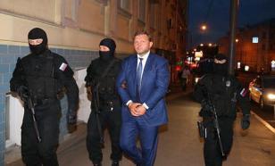 Губернатор Кировской области арестован на два месяца