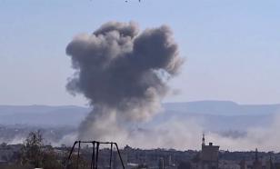 В результате авиаудара коалиции США в Сирии снова погибли мирные жители