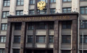 "Госдума приняла законопроект Путина против ""воров в законе"""