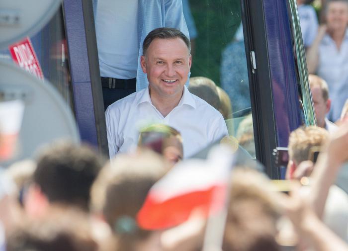 Политолог: победа Дуды доказывает раскол Польши