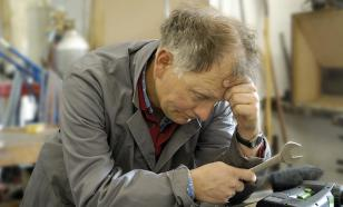 """Сколько россиян не доживут до """"новой"""" пенсии"""