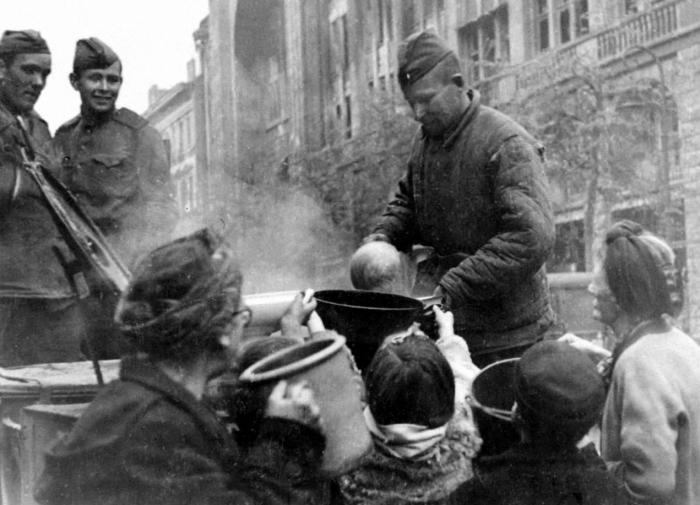 Минобороны рассекретило документы о штурме Берлина в 1945 г.