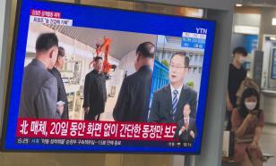 Жителям КНДР объяснили опасность перелетающих через границу вещей